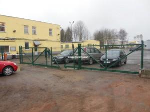 Automatiniai kiemo vartai